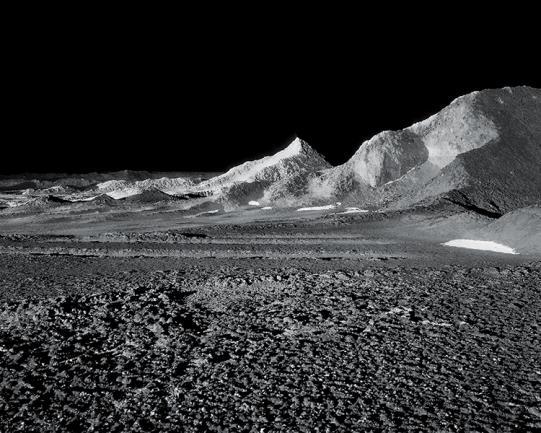 Mike Osborne, Vertellus (Peak), from Floating Island, 2012