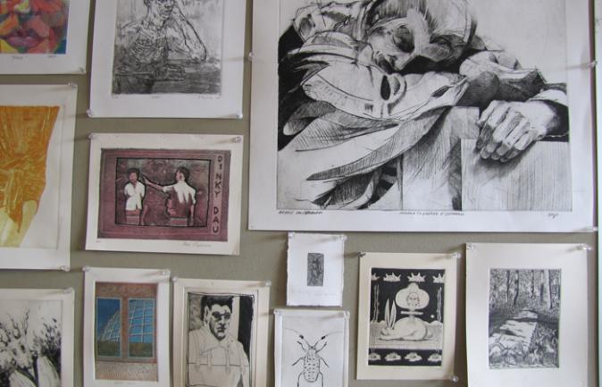 Printmaking 4