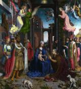 Jan Gossart, Adoration of the Kings, c. 1510-15