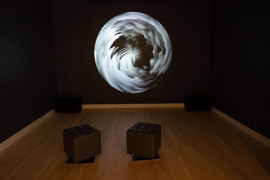 Georgie Friedman: Strange Arcadia, Spagnuolo Gallery, 2019. Photograph by Kuna Malik Hamad.